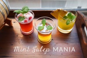 Mint Julep Mania | SET on Life